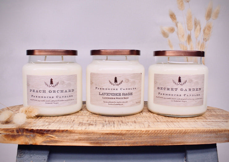 16oz Spring Candle Bundle