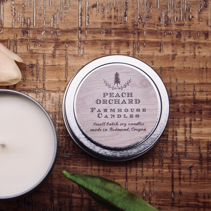 Peach Orchard Candle