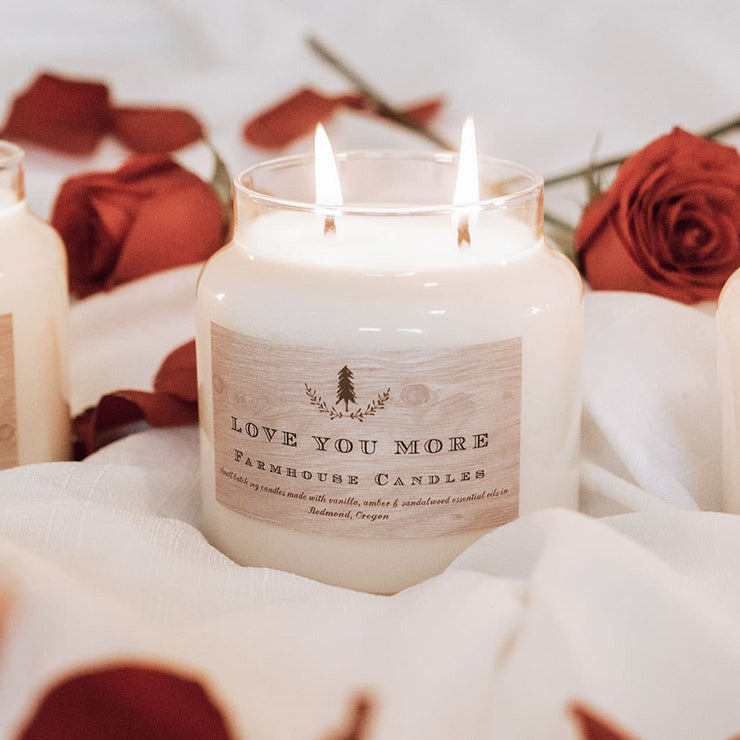 Love You More Candle Bundle
