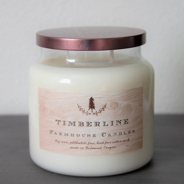 Timberline Candle
