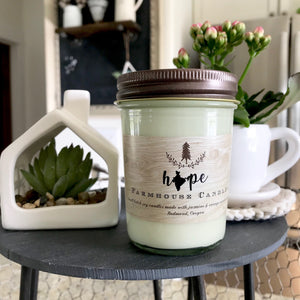 Hope India Adoption Candle