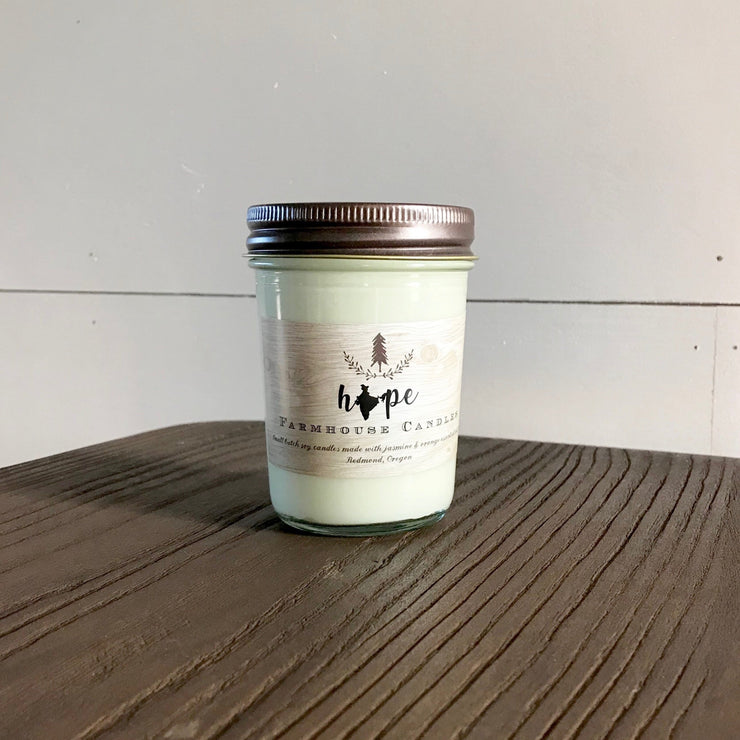 Hope India Adoption Candle 8oz