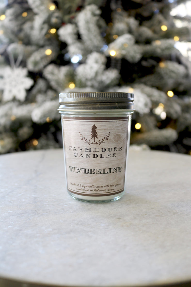 Timberline 8oz