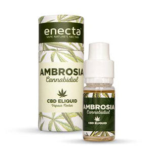 CBD E-Liquid (200mg) - Enecta - Cannabis