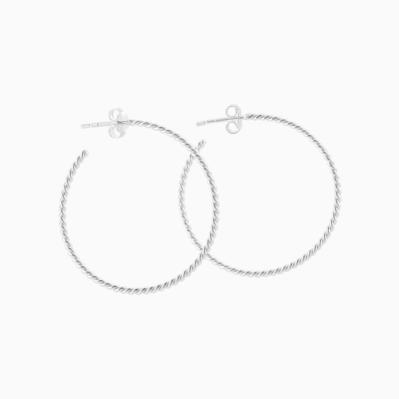 Twist Hoops 35mm