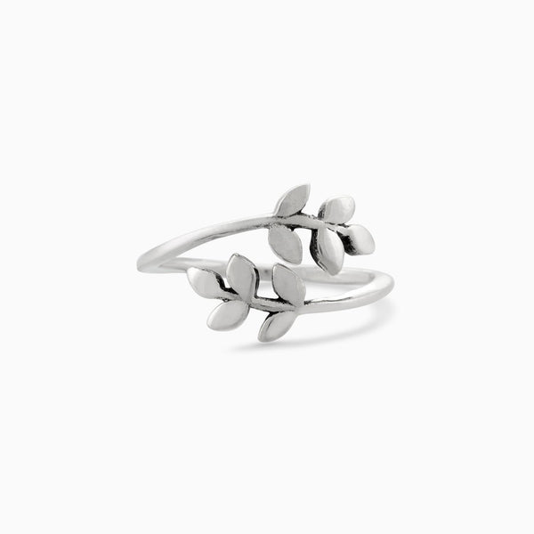 Olive Leafs Ring