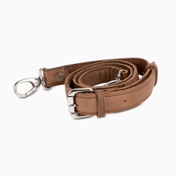 Long Strap Brown