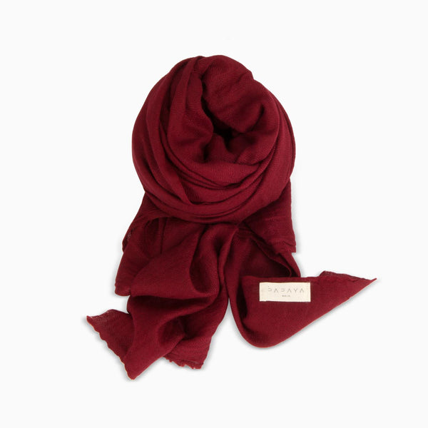Iselin Dark Maroon
