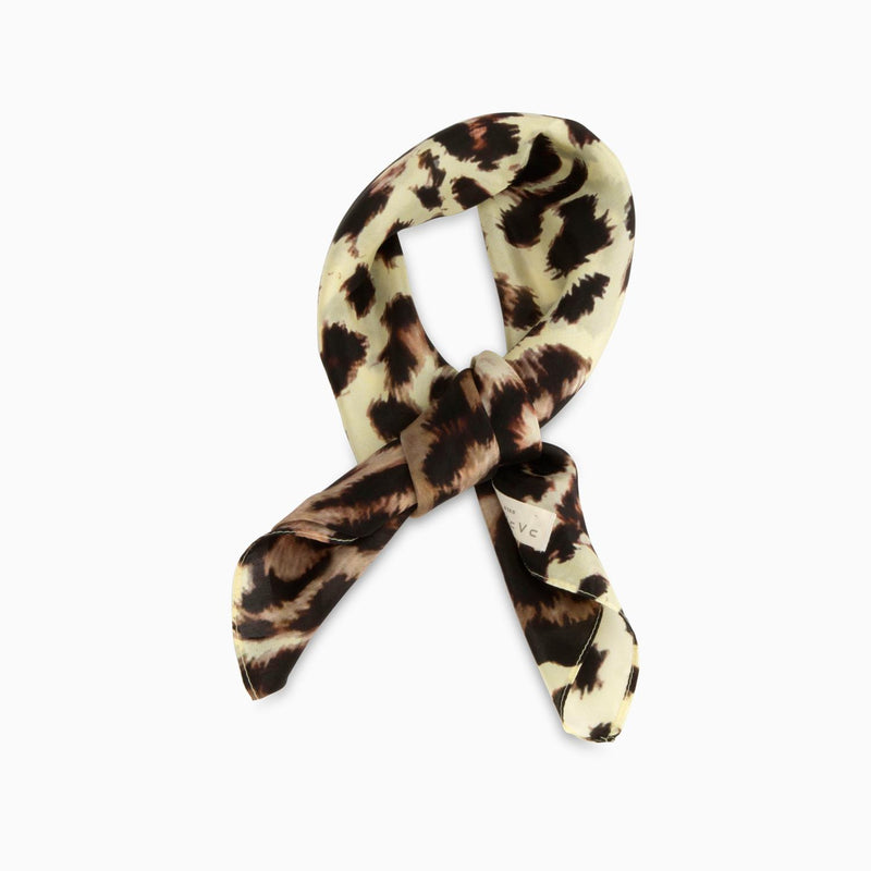 Mini Silk Leopard