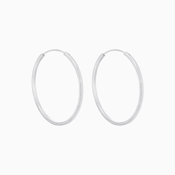 Firkantede Hoops 30mm