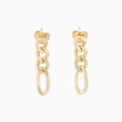 Golden Gourmet Earrings