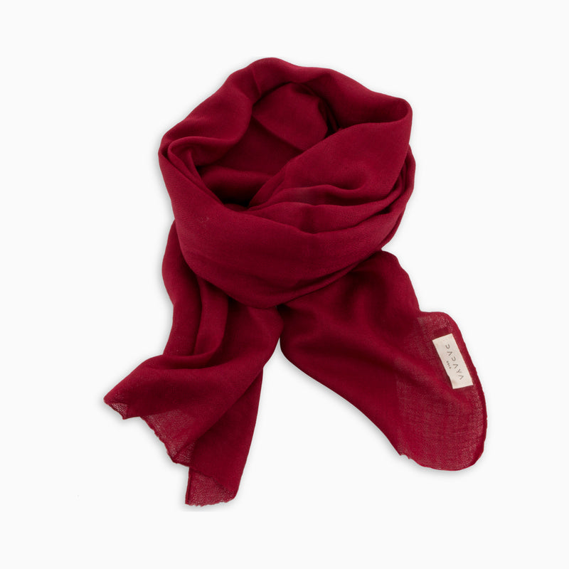 Iselin Light Maroon