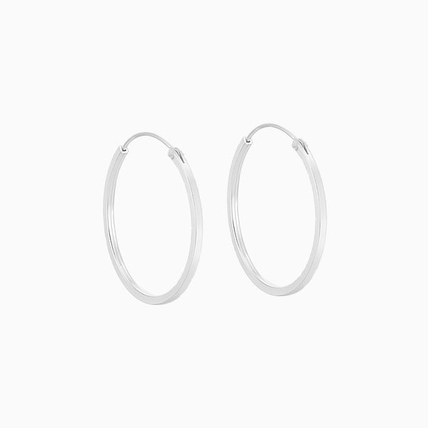 Firkantede Hoops 20mm