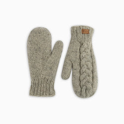 Kari gloves light grey
