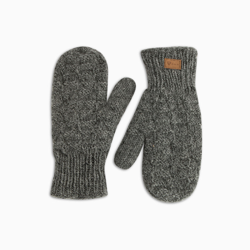 Jorunn Gloves dark grey