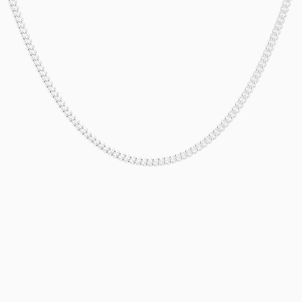 Silver Chain (1.8MM) 18 Inch