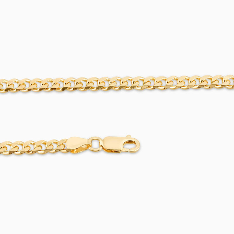 Golden Gourmet Necklace 18 Inch