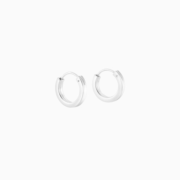 Firkantede Hoops 2x12mm