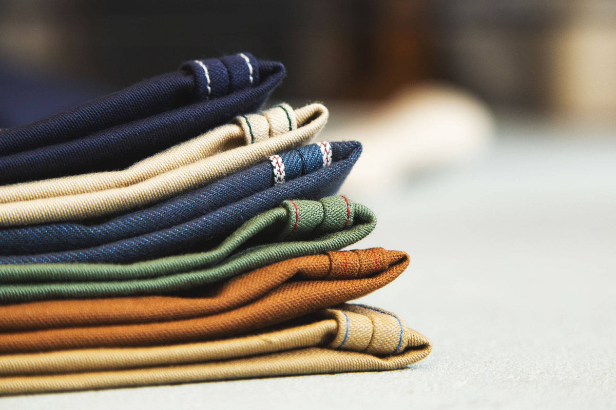 EXPANDING THE CHINO LINEUP