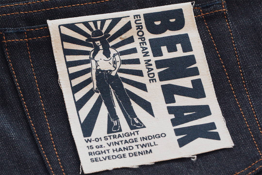 Benzak Denim Talk No. 15