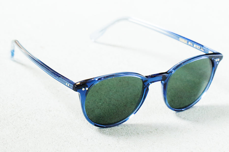 BDD x JOHNNY LOCO SUNGLASSES indigo dip