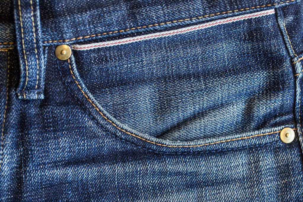 BDD BENZAK denim details made in Japan Japanese denim selvedge