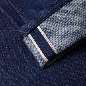 B-03 TAPERED 13 oz. blue flame BT selvedge