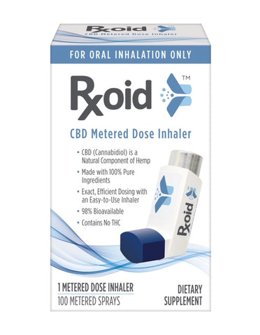 Rxoid Metered Dose Inhaler