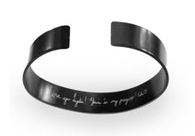 Load image into Gallery viewer, Personalized Aluminum Cuff Bracelet - uncommon-etching