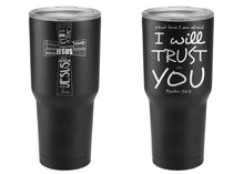 Load image into Gallery viewer, Personalized Double Wall Custom Stainless Steel Insulated Tumbler - uncommon-etching