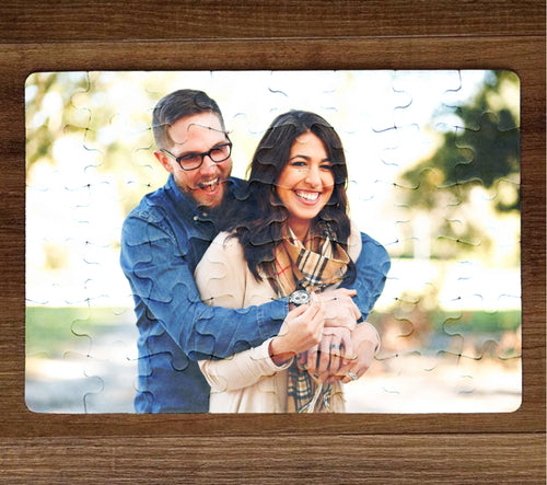 Custom Full-Color Photo Imprinted Puzzle