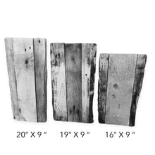 "Load image into Gallery viewer, Personalized Wooden Pallet Signs (Size Ranging from 16"" x 9"" - 20"" x 9"") - uncommon-etching"