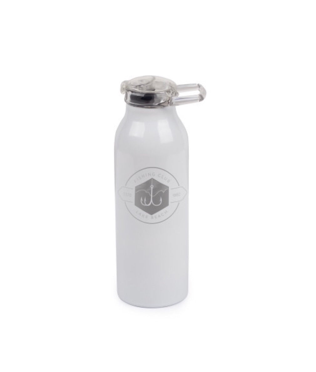 Personalized Premium 20 oz Stainless Steel Drinking Bottle - uncommon-etching