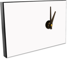 "Load image into Gallery viewer, Full-Color Offset Custom Clock 5-1/2"" X 8"""