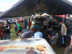 Florida bug jam hydraulic kit reveal 2015