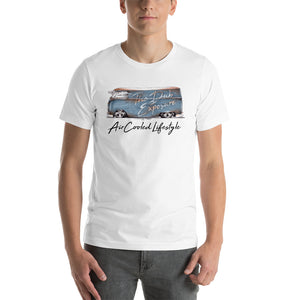 The Dub Exposure - AirCooled Lifestyle - B&C High Quality Short Sleeve Unisex T-Shirt