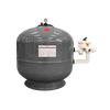 PPL Side Mount Sand Filter + Glass Media