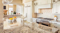 Which Natural Stone Should I Select for my Countertop? Granite, Marble or Travertine?