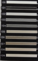 Davco Grout Colour Chart