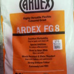 ARDEX FG 8 5 KG 1-8 mm joint