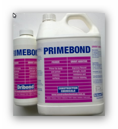 KEMGROUT GROUT ADDITIVE LIQUID 1 lt and 5 lts