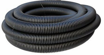 POLYDRAIN ( DRAINAGE PIPE ) ( EGG PIPE )