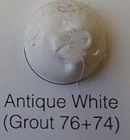 Bostik 6S 300gr Antique White grout 76+74 obsolete Jan2020