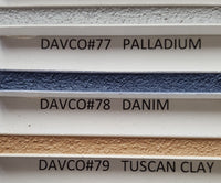Davco Colourgrout 1,5 kgs 5 Kgs, 15 Kgs and sample 180grs