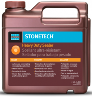 LATICRETE STONETECH HEAVY DUTY EXTERIOR SEALER SOLV. BASE