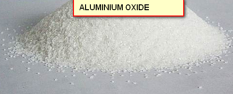 ALUMINIUM OXIDE POWDER WHITE