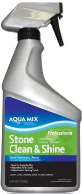 AQUA MIX STONE CLEAN AND SHINE 710MLS