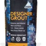 BOSTIK-ASA WHITE SMOOTH DESIGNER GROUT