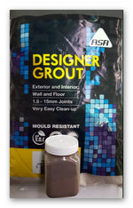 BOSTIK-ASA GROUT 200 grams SAMPLE