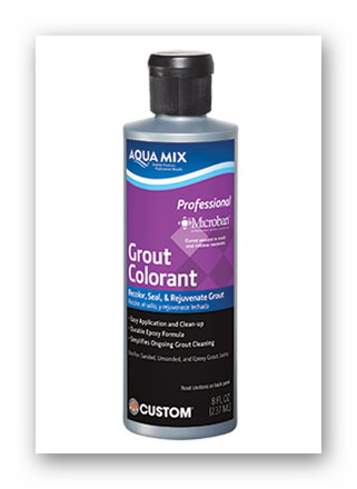 GROUT COLORANT AQUA MIX 237 mls
